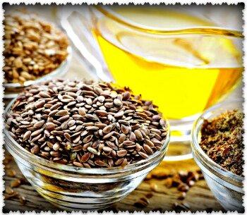 польза льняных семян и вред