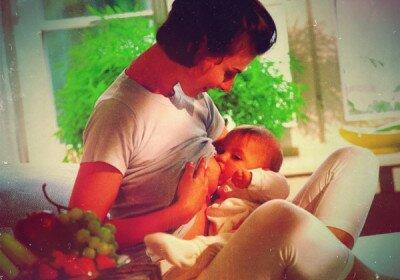 повышенная потливость у кормящих мам
