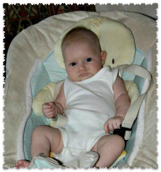как развивается ребенок в 2 месяца
