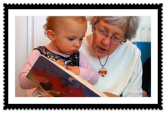 важность чтения детям
