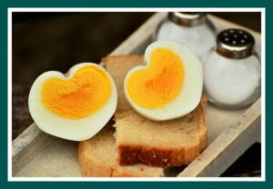 вареные яйца при грудном вскармливании